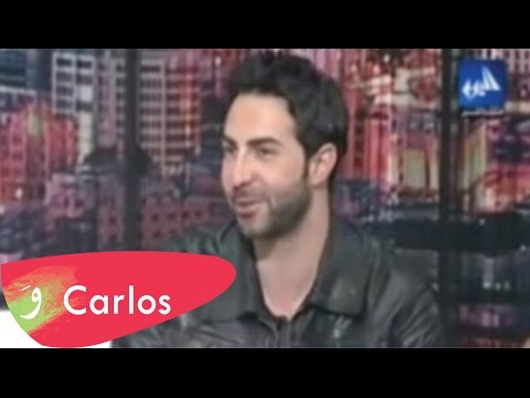 Carlos Azar interview on Elyom channel in