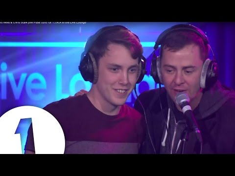 Scott Mills & Chris Stark join Fuse ODG for T.I.N.A in the Live Lounge