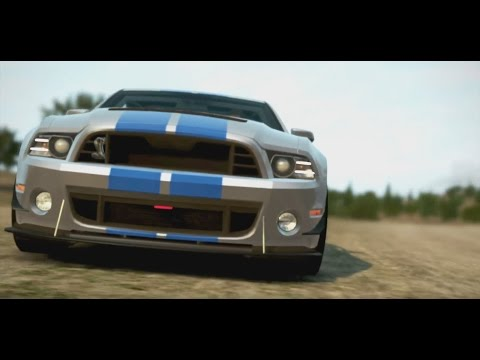 Forza Horizon 2 - 2013 Ford Shelby GT500   Montellino   NORTH LAKE TRAIL