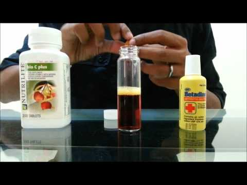 Gv Success Nutrilite Bio-c Plus Demo video