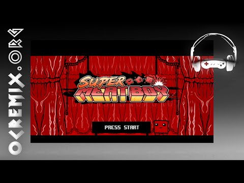 OC ReMix #2534: Super Meat Boy 'Kind of Betus Blue' [Betus Blues] by Brent Kennedy