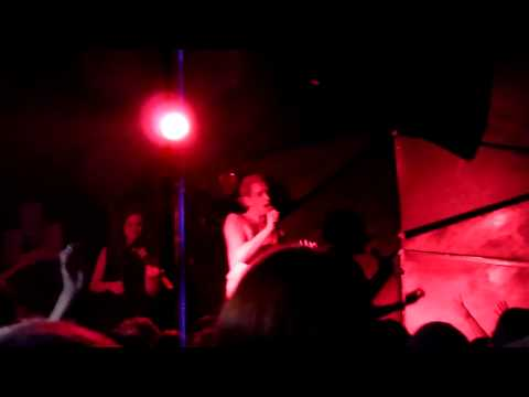Patrick Wolf - Wild Life (New Song) Nouveau Casino live 09/10/09 9th October