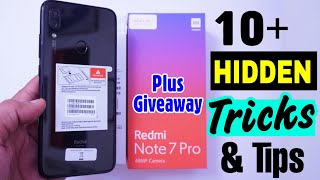 10+ Hidden Features of Redmi note 7 pro | Best Tips & Tricks for Redmi note 7 Pro
