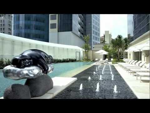 The St Regis Kuala Lumpur, Malaysia' Most Luxury Property.