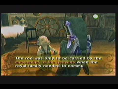 Zelda: Twilight Princess 66 - Dominion Rod Restored
