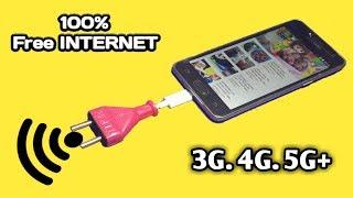 New free internet 100% - New idea free wifi internet at home -2019