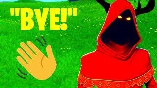 Mrtop5 Has LEFT The Game.. (Fortnite)
