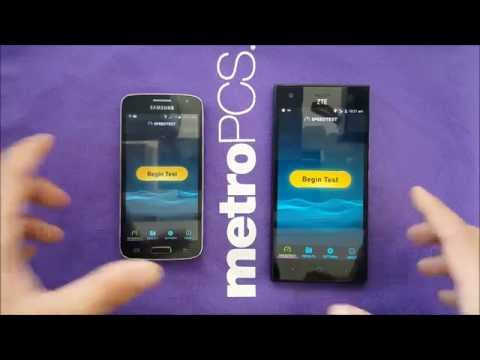 Metro PCS VS Boostmobile,  LTE Speed Test. Which  one is Faster?
