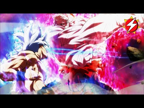 WOW! Dragon Ball Super Episode 130 Review: Ultra Instinct Goku vs Jiren Fight Scene! AMAZING!