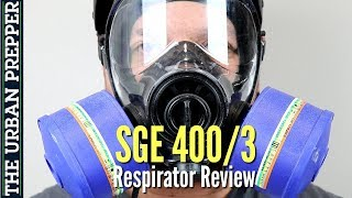Mestel Safety SGE 400/3 Gas Mask Review