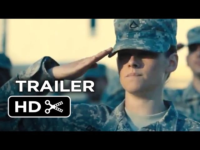 Camp X-Ray Official Trailer #2 (2014) - Kristen Stewart, John Carroll Lynch Movie HD