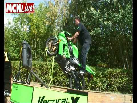 Vertical Trix visits MCN Video