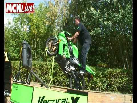 Vertical Trix visits MCN Video