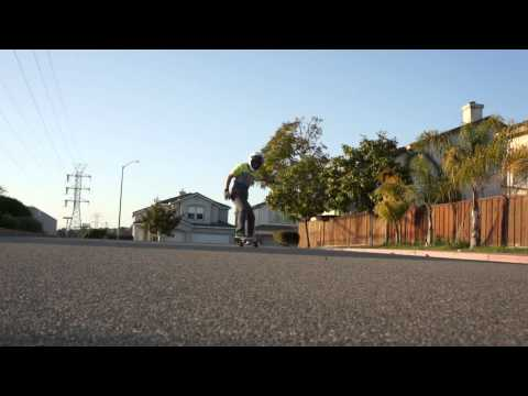 Longboarding: Warming up with a Stalker