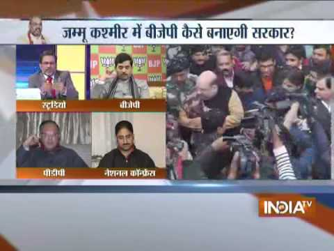 India TV Special: Jammu and Kashmir govt formation: Four possible options