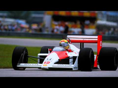 Ayrton Senna Tribute - Top Gear Festival Sydney 2014