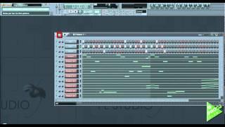 Урок 1 (Знакомство с  FL Studio 10)