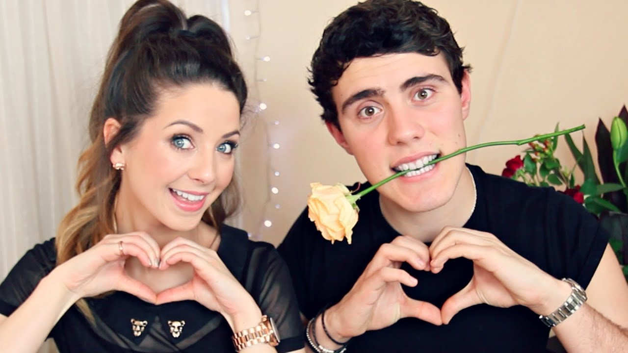 did zoe and alfie dating