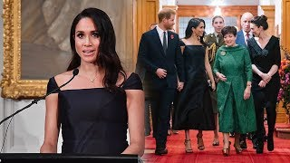 Meghan delivers powerful speech about women's right to vote: 'Feminism is about fairness'