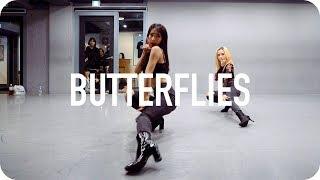 Butterflies Queen Naija Mina Myoung Choreography