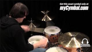 "Paiste 16"" Signature Traditional Thin Crash Cymbal (4301216-1050113B)"