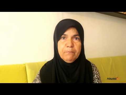 image vidéo تقييم والدة الشهيد سليم الحضري للقضاء العسكري