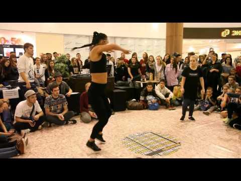 DHI Preselection Siberia 2015  Pro Battle 1on1 Inga vs Gaika (win)