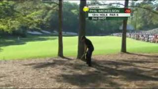 Emotional Masters win for Mickelson
