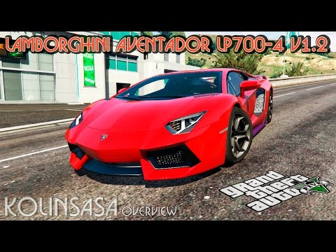 Lamborghini Aventador LP700-4 v2.1