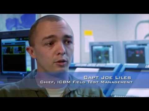 Air Force Global Strike Command fires two unarmed ICBMs in one week
