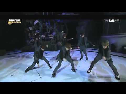 Exo Performances Full mama 2013 131122 video