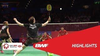 YONEX All England Open 2018 | Badminton MS - QF - Highlights | BWF 2018