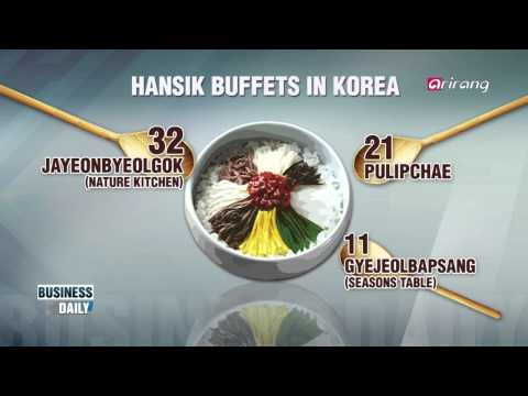 Business Daily-Say goodbye to family restaurants, and hello to Korean food buffets!