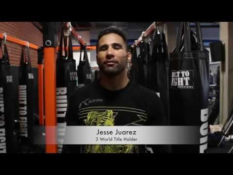 MMA Fighter Jesse Juarez talks about Doc Dossman
