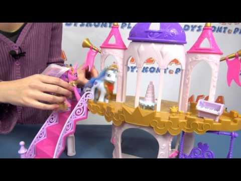 Zamek księżniczki Cadance - Princess Wedding Castle - My Little Pony - Hasbro - www.MegaDyskont.pl