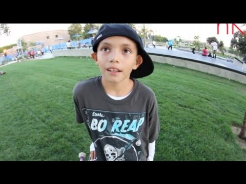 HAVE YOU HEARD OF 10 YEAR OLD RENE SERRANO?