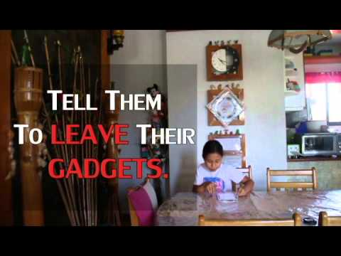 Adverse Effect of Handheld Gadgets to Children