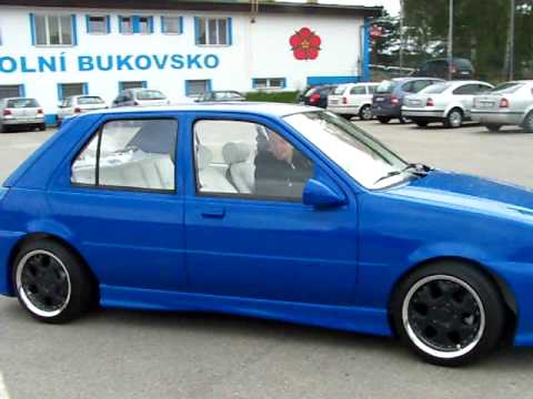 Carros Ford Fiesta Tuning Ford Fiesta Mk3 Tuning