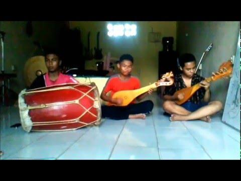 Instrument Musik Panting Khas Banjarmasin