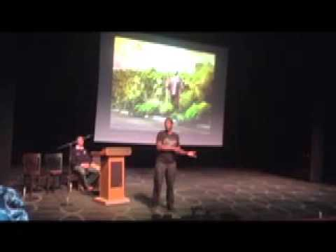 Ron Finley, Urban Guerrilla Gardener - Earth Week 2013, Santa Monica College