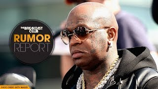 Birdman Shuts Down Bank Accounts Instead Of Paying Up