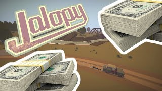 Jalopy Gameplay #2 - Making Loads of Money With Contraband!