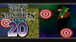 Road to Super Smash Bros. Ultimate: Part 20 (Melee) - Break the Targets!