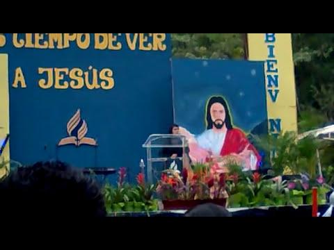 Campaña Evangelistica - Es tiempo de ver a Jesus - Tecpatan Chiapas - Orador: Ptr. Alejandro Bullon
