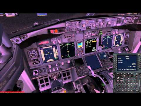 PMDG 737NGX Flight Deck Review and Tutorial Part Two HD