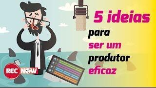 download musica 5 ideias para ser um produtor al eficaz Produção al