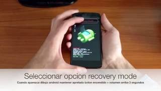 Como restaurar de fabrica (hard reset) Nexus 4 / 5 / 5X Tutorial