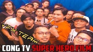 CONG TV PINOY SUPERHERO FILM PROJECT (VFX TEAM)