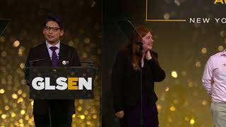 Katie Regittko, Kerry Butler, & Cheech Manohar Introduce the GSA of the Year | #RespectAwards 2018