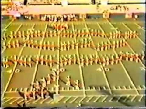 Parkersburg High School Big Red Band 1984